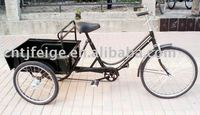 "24"" Traditional Cargo Tricycle"
