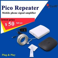 Wireless Repeater Mini Pico Mobile Telecom GSM 900MHz Booster
