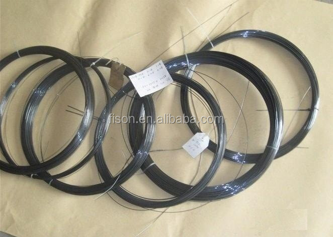 High elastic Nitinol shape memory fishing wire