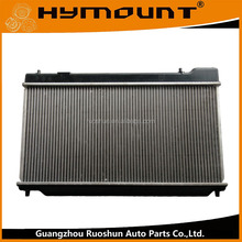 Chinese supplier auto spare parts car cooling aluminum radiator OE 19010-RMN-W01 for FIT hatch back car accessories wholesale