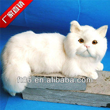 most popular high quality handmade lucky toy cats that look real