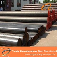 API 5L ERW Welded Steel Pipe line pipe