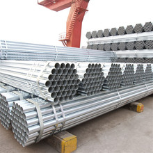 BS 1387 Class B Galvanized 500mm Diameter Structure Steel Pipe