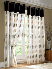 Famous Brand For home-use Accordion waterproof window curtain