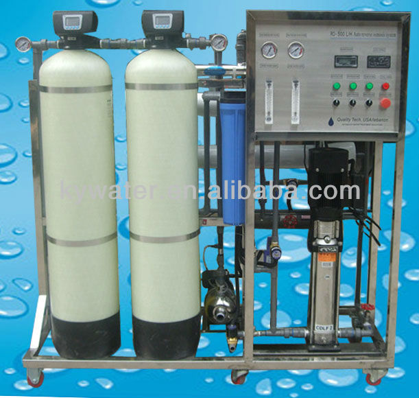 portable water treatment technologies