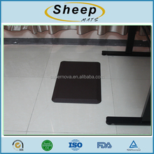 anti slip floor computer desk mat