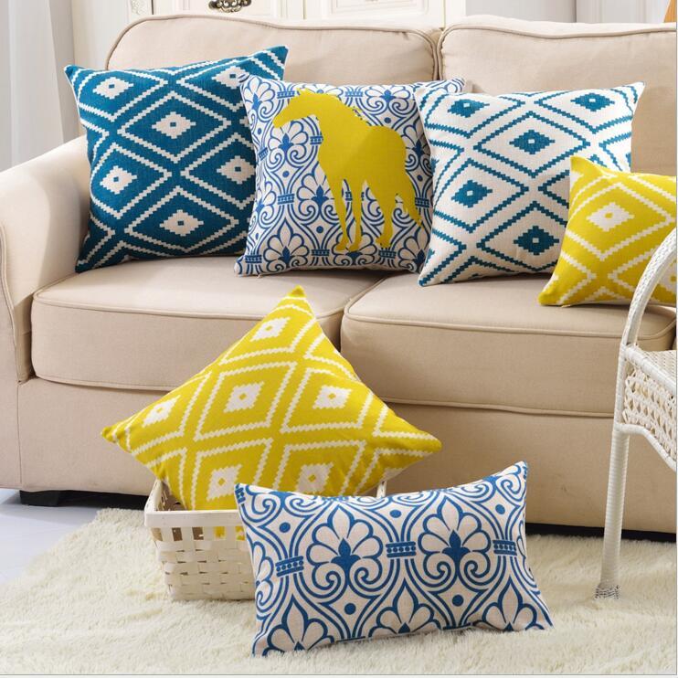 Decorative sofa cushion pillow buy christmas cushions for Where to buy sofa pillows