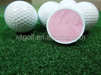 Personalized blank golf cheap practice golf ball