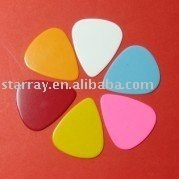 high quality celluloid blank guitar pick/plectrum at low price