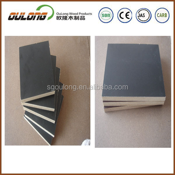 cheap building mater/building material/door skin /12mm,15mm.18mm,21mm black film faced plywood with logo/construction materials