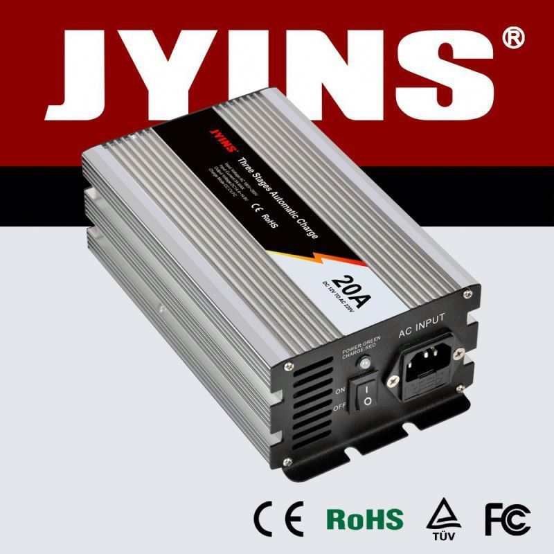 JYCH series 10A 20A rechargeable battery charger