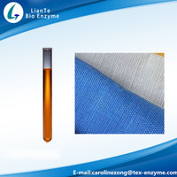 Textile Finishing Agent Neutral Enzyme Cellulase use for Linen Fabric