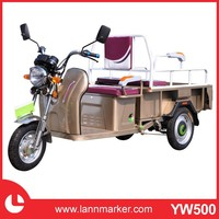Green Energy Electric Tricycle For Passenger