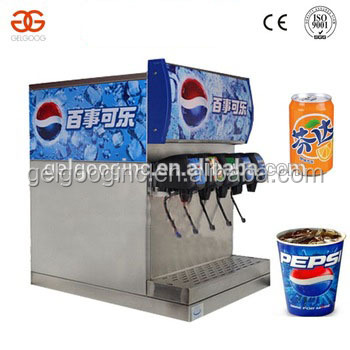 High Quality Cocola Dispenser for Cold and Hot Drinks/Vending Machine