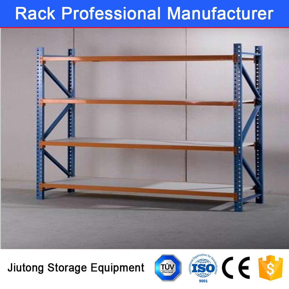 4 Tiers Warehouse Shelving Units for Warehouse Garage Equipment
