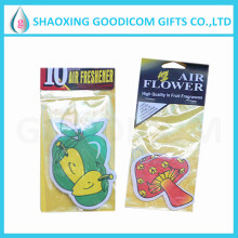 New products car scent air freshener popular 2017 mini air freshener