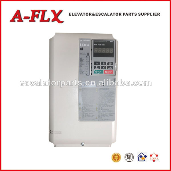 Elevator Inverter L1000A Series With 7.5KW , 11KW , 22KW , 30KW , 5KW Different Wattage, Yaskawa Converter