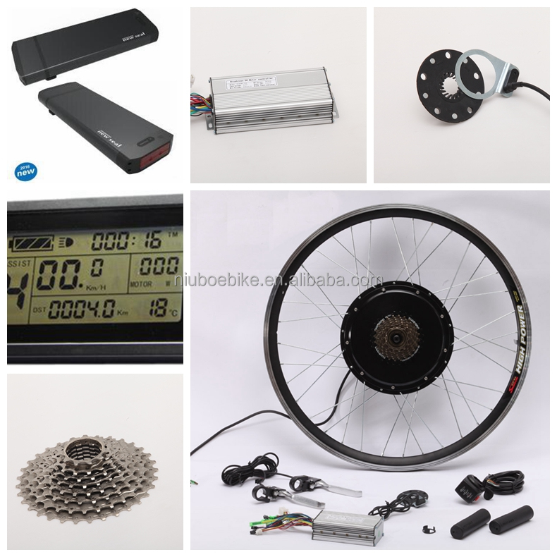 Electric Bike Conversion Parts Bicycle Engine Kit Ebike