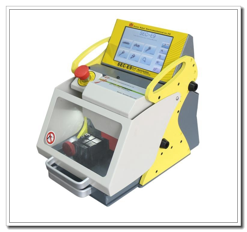 Locksmith Necessarry tools Sec-E9 Full Automatic Key Cutting Machine LS04005