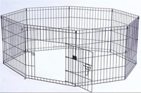 Hot sale high quality metal folding dog cage