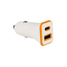 Consumer Electronics Usb B Car Charger Adapter For Iphone/Macbook Pro