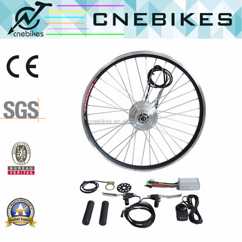 250w electric bicycle conversion rear wheel motor kit