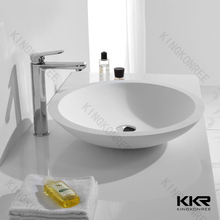 China concrete dining room wash bath basin