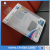 Hot selling hanging retail packaging for New pad case with pvc hanger