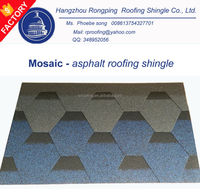 colorful mosaic asphalt roofing shingles prices
