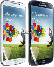 2013 new coming anti-glare screen saver for Samsung Galaxy S4-I9500, phone screen saver