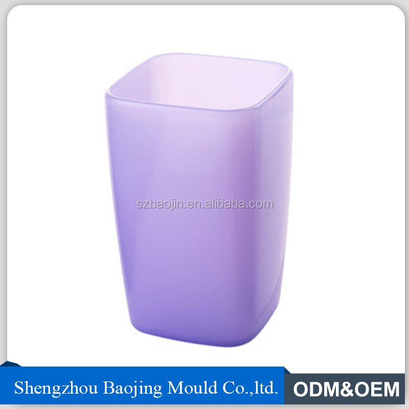 hot sale colored disposable plastic cup with logo printing customize