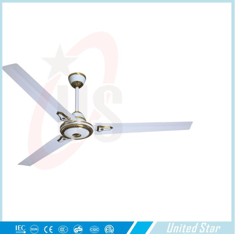 AC electric ceiling fan
