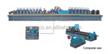 High Frequency Welded Pipe Mill Line with ALMACO brand