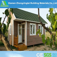 Bv Certification Good Quality Prefabricated Homes/home building companies