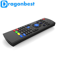 2.4G Remote Control MX3/FM3S Air Mouse Wireless Keyboard + Voice for XBMC Android Mini PC TV Box