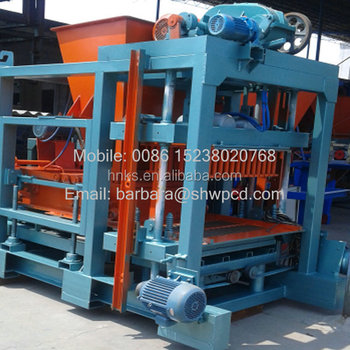 Sale hydraform brick making machine