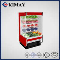 High quality RED 11LC7 mini commercial refrigerator for sale
