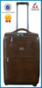 Leather good price travel sky travel trolley bags