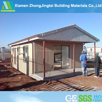 Fast Assembly Strong Foaming Concrete timber frame houses