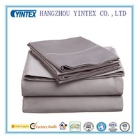 Wrinkle-free Soft Cheap Microfiber Beddings