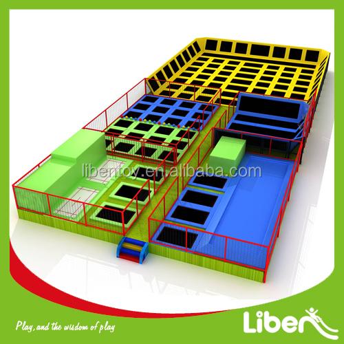 hohe qualit t ce genehmigt gymnastik innen trampoline f r. Black Bedroom Furniture Sets. Home Design Ideas