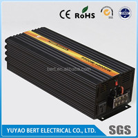 Excellent Quality 24VDC to 230VAC 50HZ UK Socket 5000W Pure Sine Wave Power Converter for Home Solar System