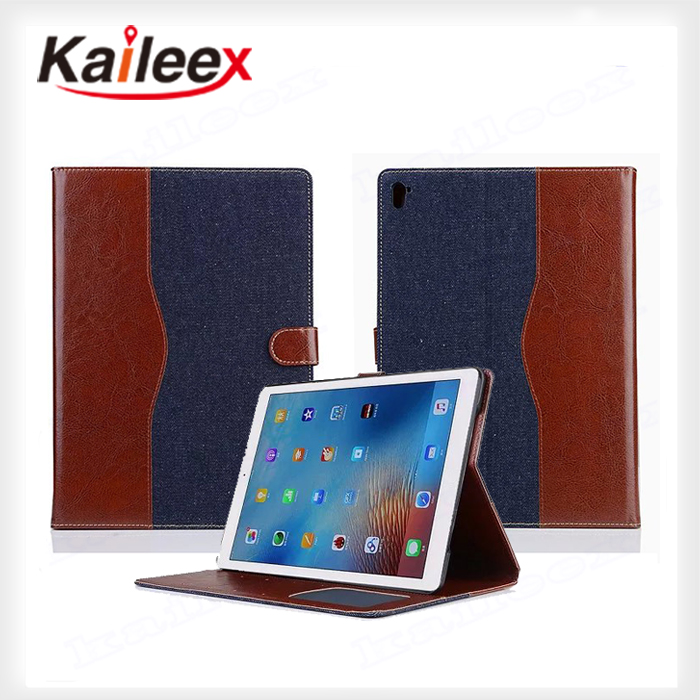 New Products Case For New iPad Pro 9.7 Waller Leather Case