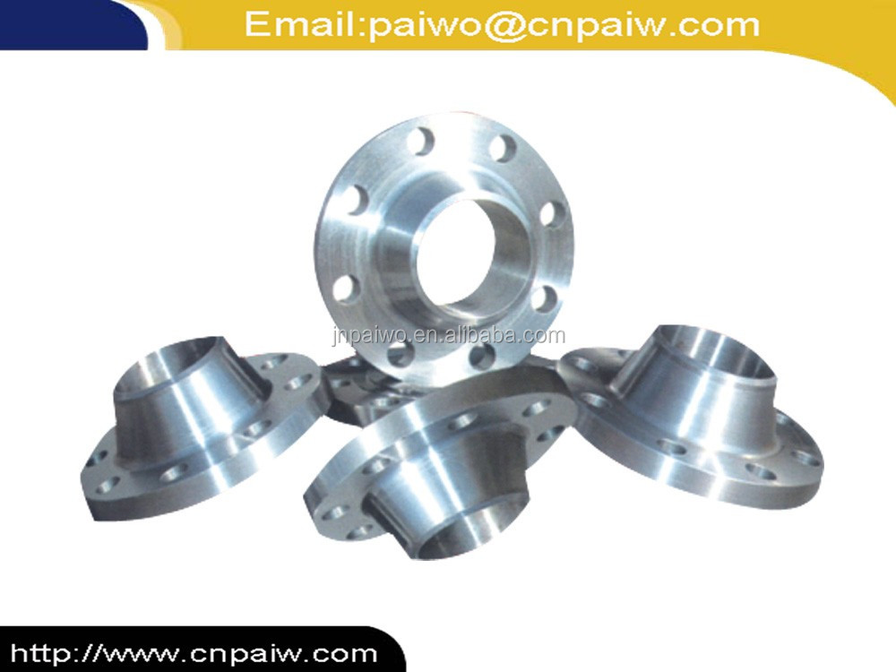 Forged carbon steel and stainless steel dn50 flange pn16 flange