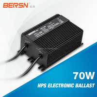 China manufacturer factory direct wholsale 70w 100w 150w 250w 400w AC220v HID High Pressure Sodium HPS electronic ballast