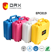 Ningbo Everest EPC019 plastic case for electronic equipment waterproof hard plastic camera case