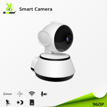 Hot promotion! Home cctv security H.264 onvif 960p  ip camera wifi ir 15 m 3.6mm cctv lens P&T  TF card 32G easy to install