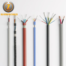 Factory price waterproof high temperature electrical control copper cables