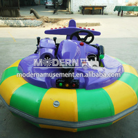 China Electric Battery Inflatable Bumper Cars