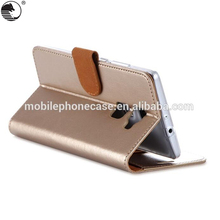 2016 Smart Phone Accessories Wallet Design 2 In 1Colors PU Leather Cellphone Cases For Huawei Mate S